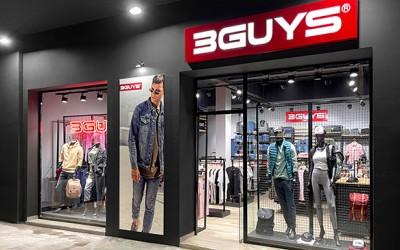 Υποδεχτείτε το νέο κατάστημα της 3GUYS στην Νάξο!