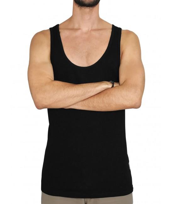 SIMPLE vest T-SHIRT