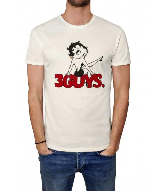 BETTY BOOP t-shirt T-SHIRT