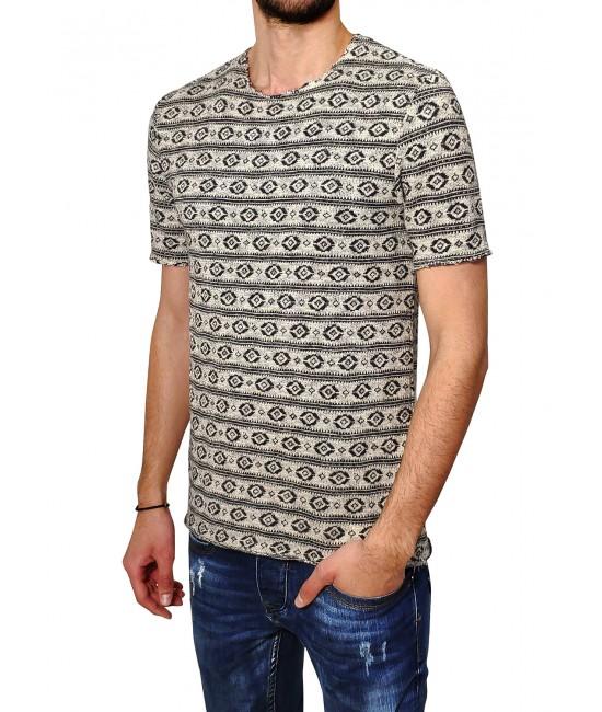 ETHNIC t-shirt T-SHIRT