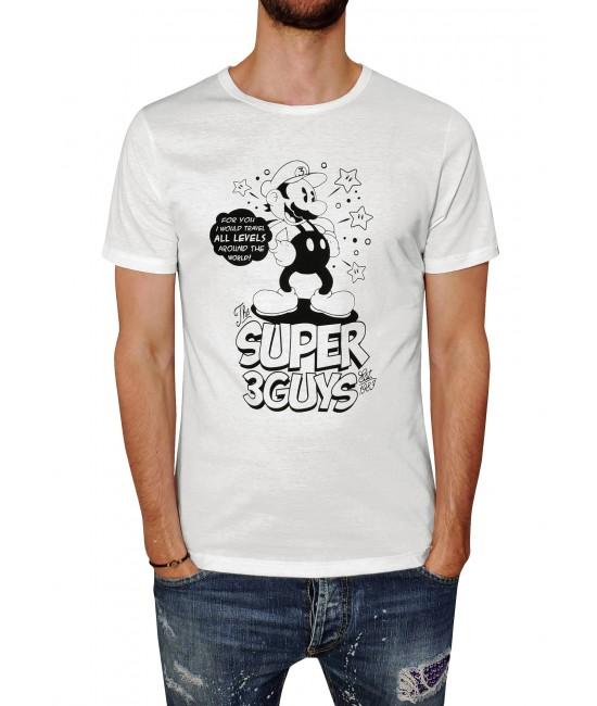 SUPER t-shirt T-SHIRT