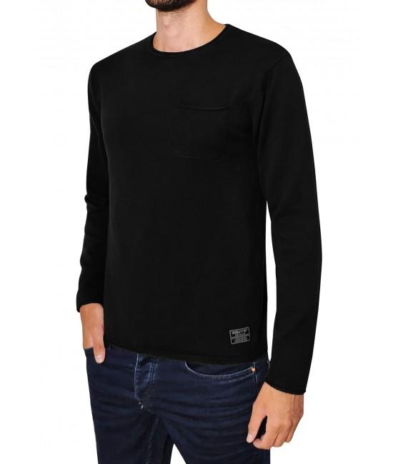 EMMANUEL knit blouse BLOUSES