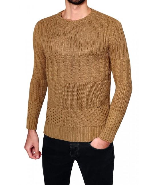 HUGH Knit sweater KNITWEAR