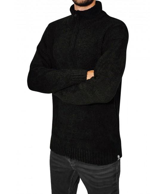 IVOR knit blouse KNITWEAR