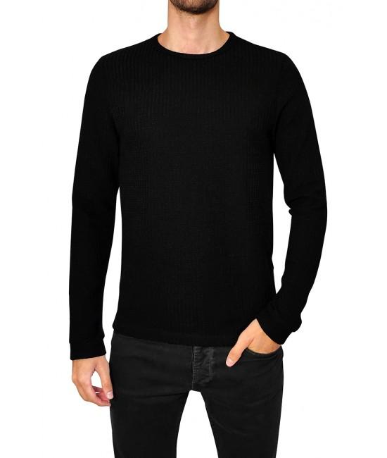 LOGAN knit blouse BLOUSES