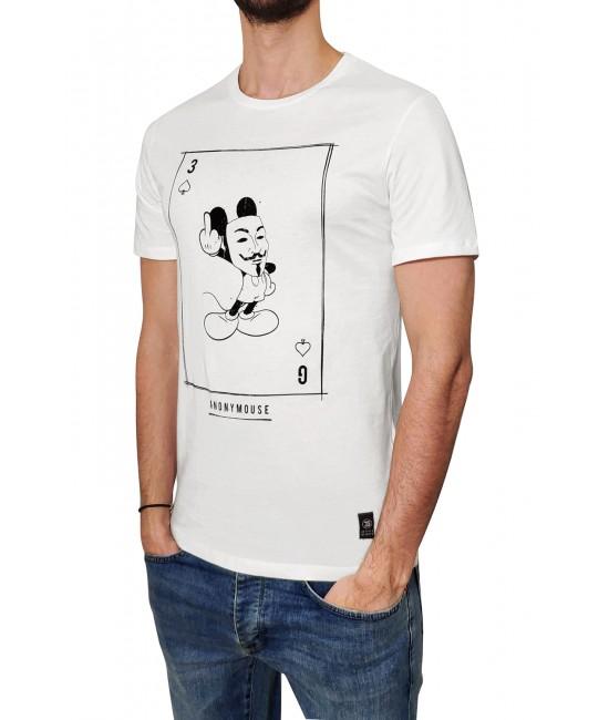 ANONYMOUSE t-shirt T-SHIRT