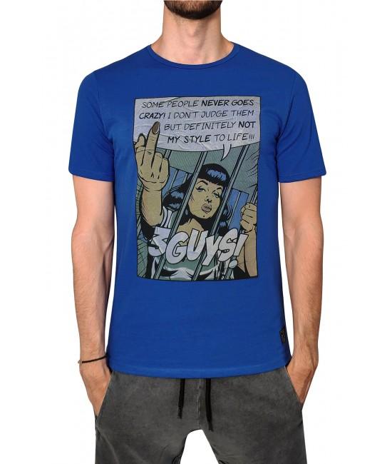 POP GIRL t-shirt T-SHIRT
