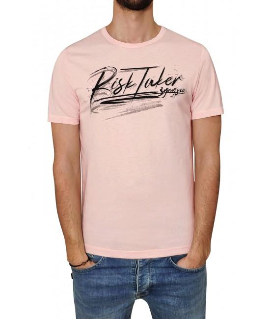 RISK TAKER t-shirt T-SHIRT