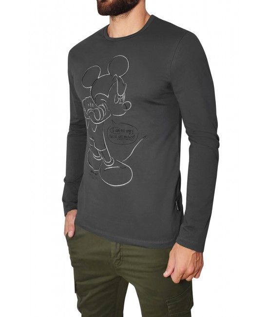 MICKEY ANGRY blouse BLOUSES