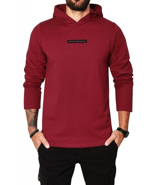 MORGAN hoodie blouse HOODIES & SWEATSHIRTS