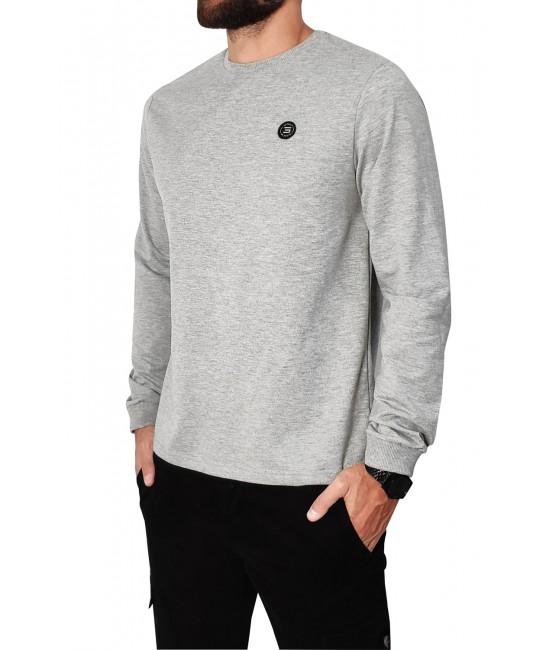 ORANGE BELT hoodie blouse HOODIES & SWEATSHIRTS