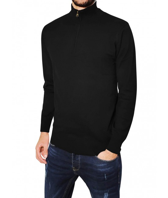 AG-104 knit sweater KNITWEAR