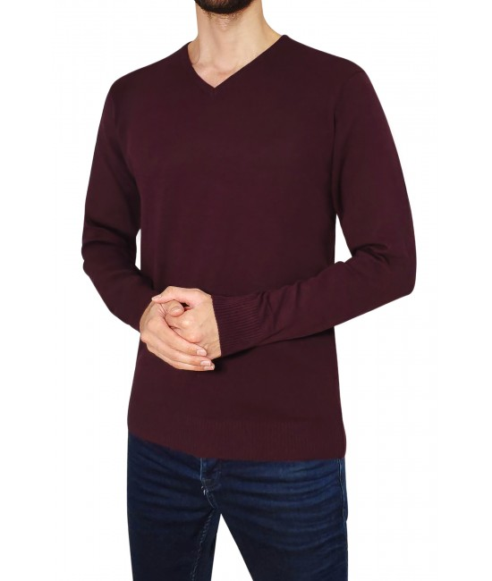 AG-107 knit sweater KNITWEAR