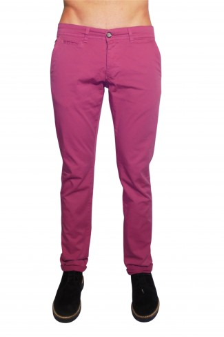 CHINOS - CORAL