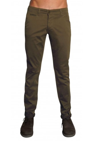 MARC chinos pant - BROWN