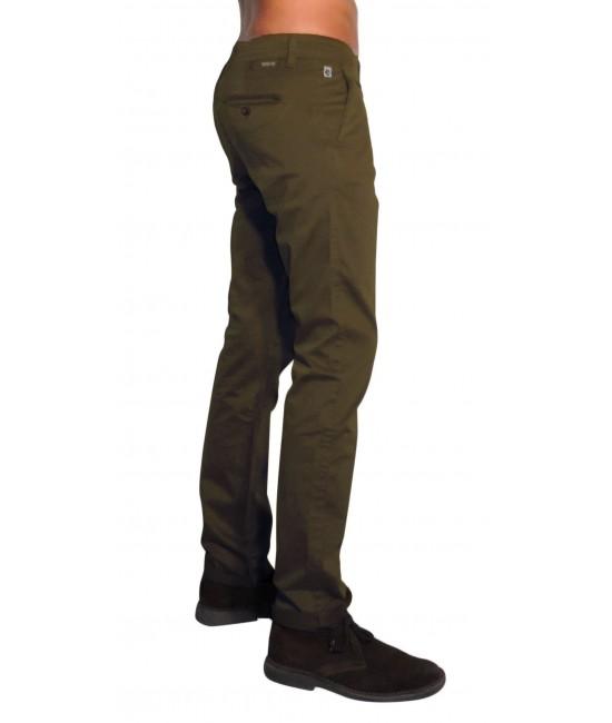MARC chinos pant - BROWN PANTS