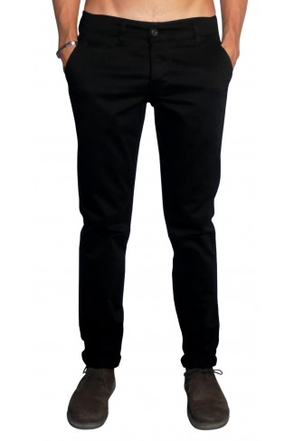 MARC chinos pant - BLACK