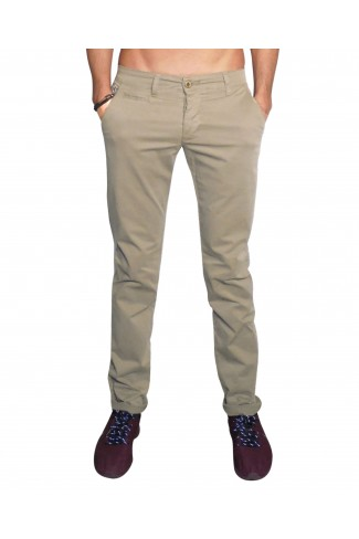 TERRY BEIGE Chinos Pant