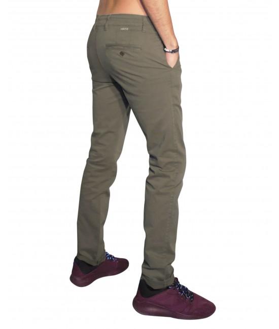 TERRY KHAKI Chinos Pant PANTS