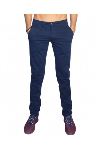 TERRY BLUE Chinos Pant