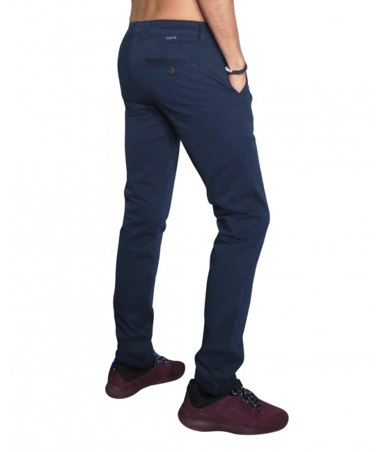 TERRY BLUE Chinos Pant PANTS