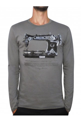 SEWING MACHINE blouse