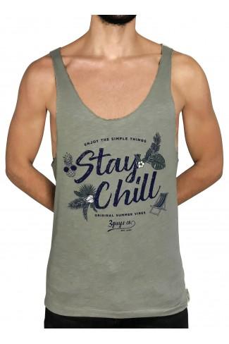 STAY CHILL vest