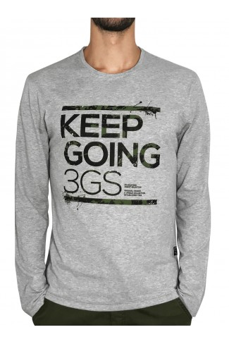 KEEP GOING blouse