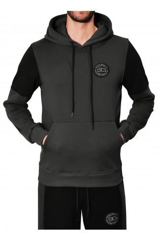 FACE FOOTER hoodie