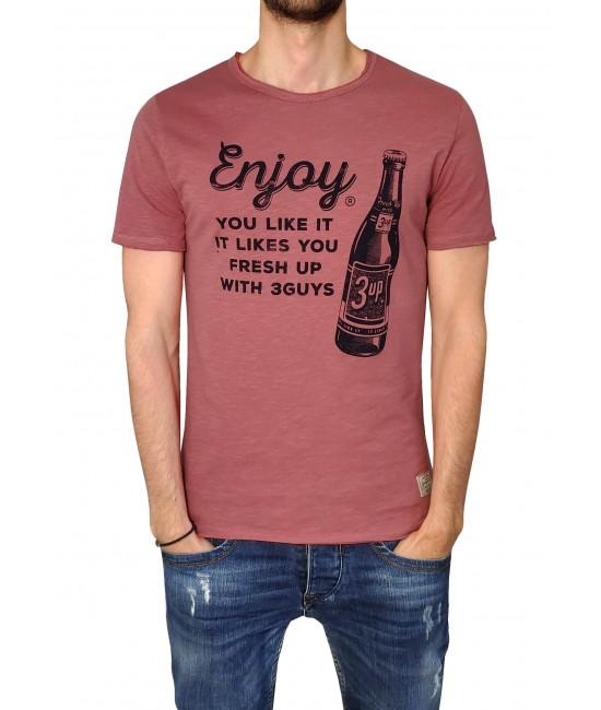 ENJOY t-shirt T-SHIRT
