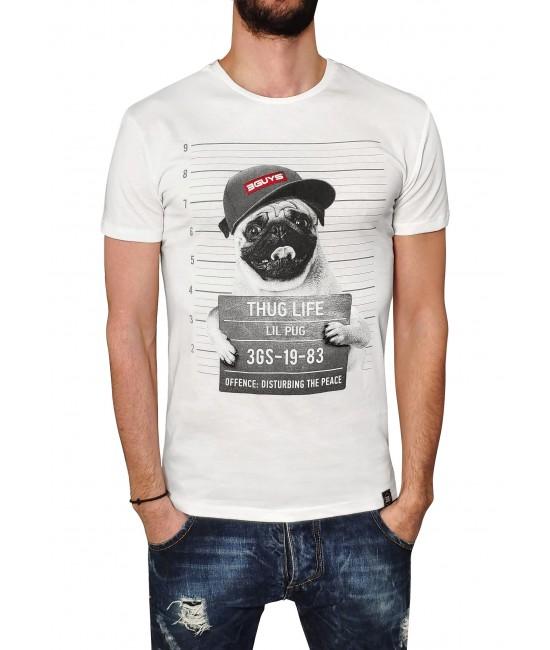 PUG t-shirt T-SHIRT