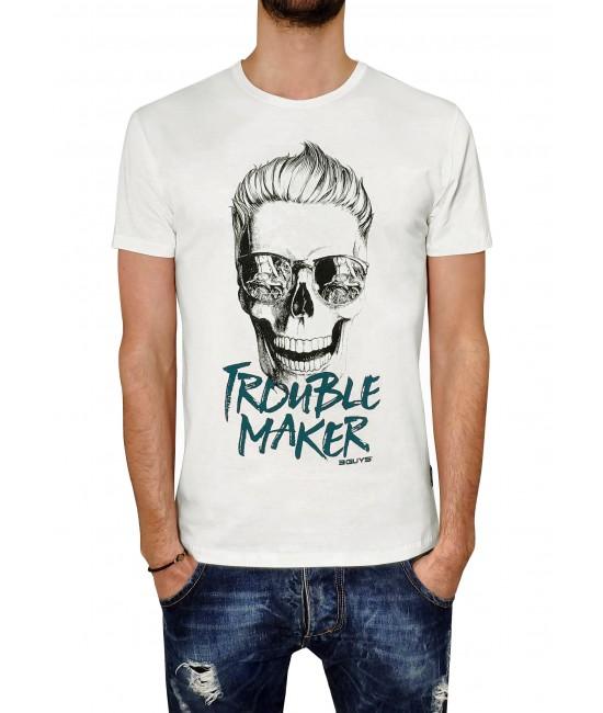 TROUBLE MAKER t-shirt T-SHIRT