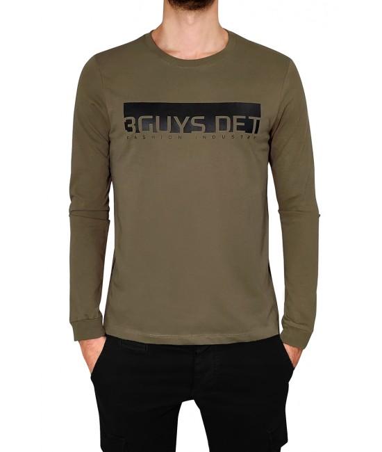 3GUYS DET blouse BLOUSES