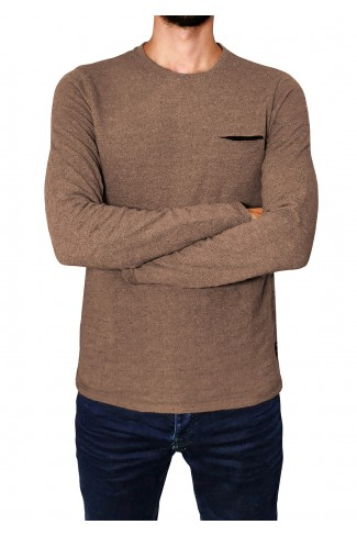 AUGUSTIN knit blouse