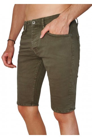 BRADLEY jean shorts
