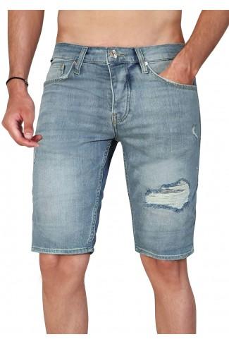 DES jean shorts