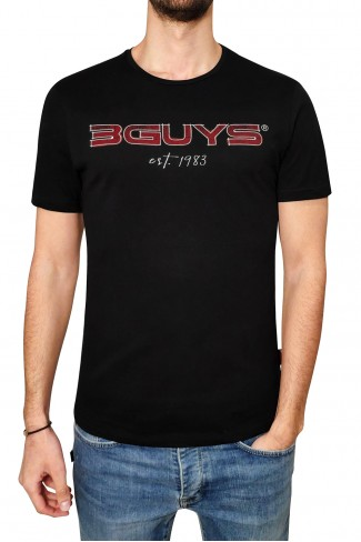 3GUYS BRUSH t-shirt