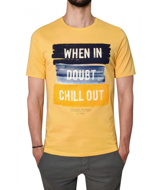 CHILL OUT t-shirt T-SHIRT