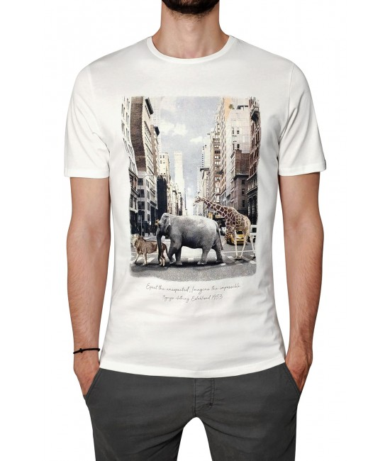 CITY ZOO t-shirt T-SHIRT