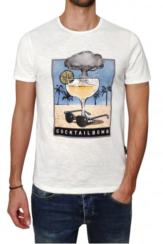 COCKTAIL BOMB t-shirt