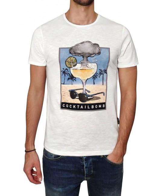 COCKTAIL BOMB t-shirt T-SHIRT