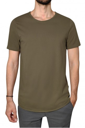SIMPLE OVAL  t-shirt