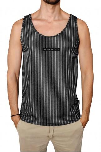 STRIPES vest