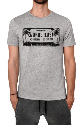 WONDERLUST t-shirt