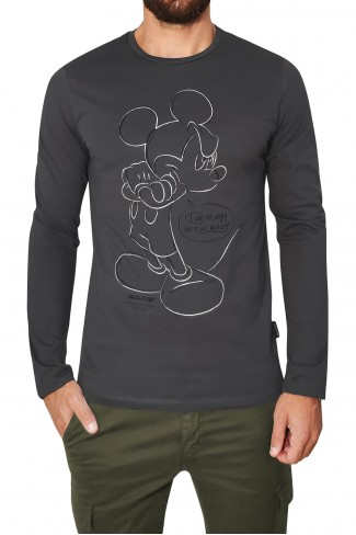 MICKEY ANGRY blouse