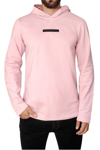 MORGAN hoodie blouse