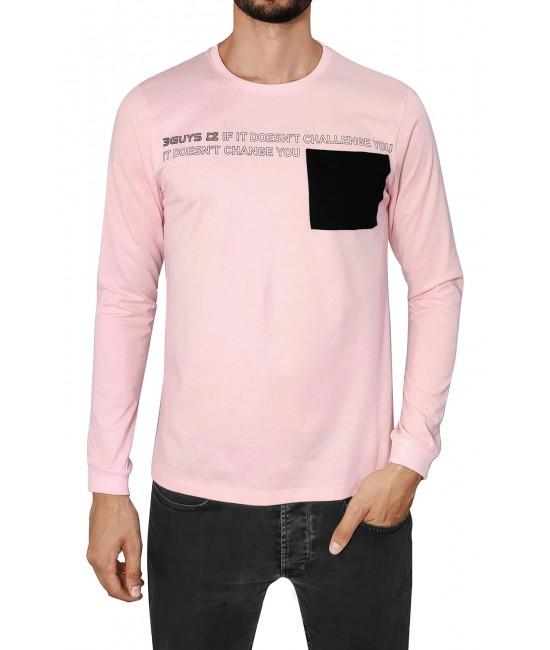 POCKET LETTERS blouse BLOUSES