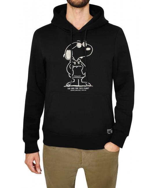 SNOOPY hoodie  HOODIES & SWEATSHIRTS