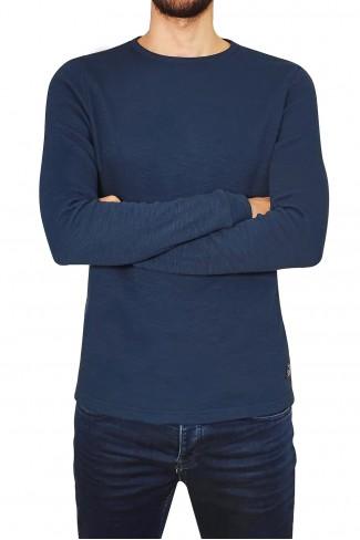 CASS knit blouse