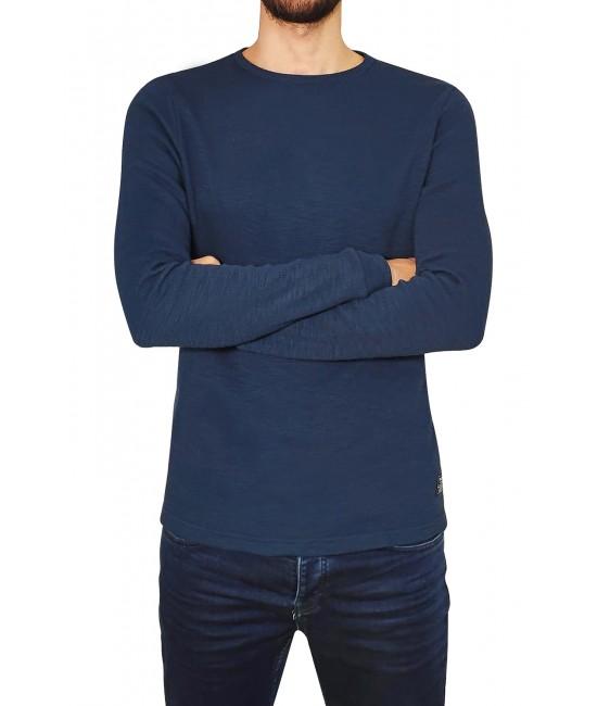 CASS knit blouse BLOUSES